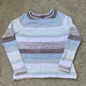Eddie Bauer Striped Sweater